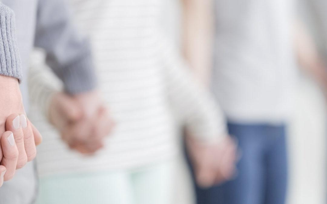 Depression: so finden Angehörige Hilfe und lernen Geduld