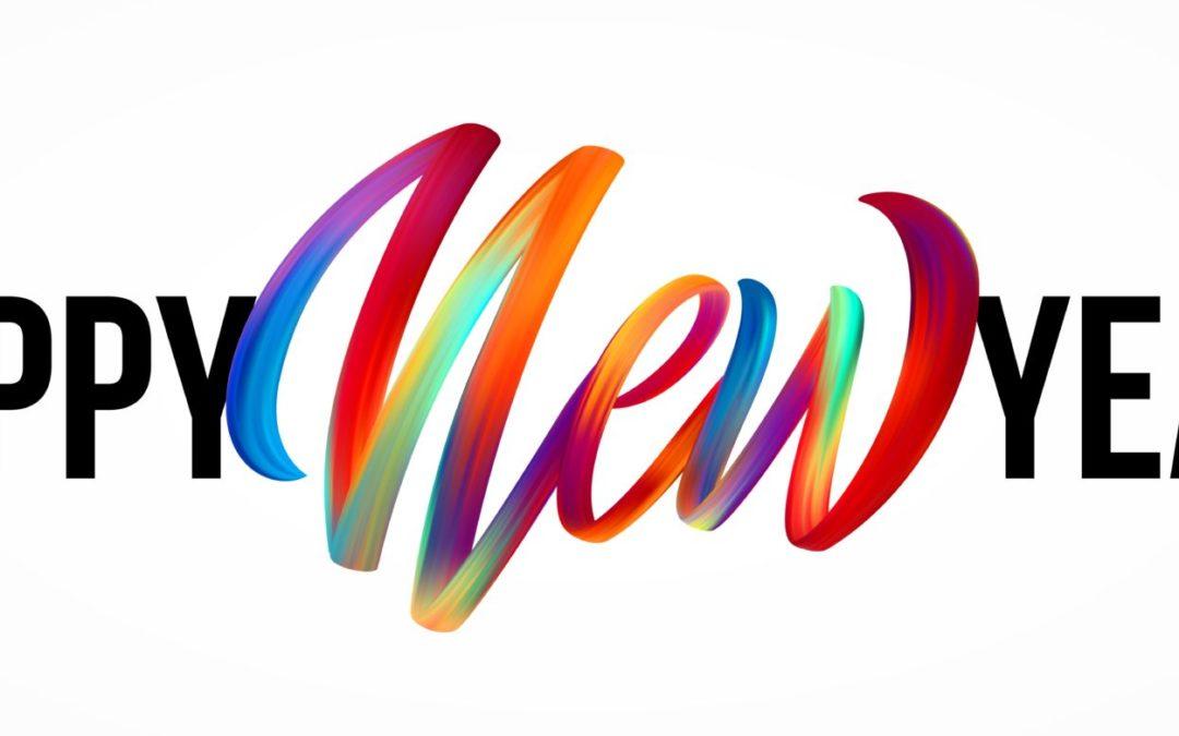 Neues Jahr und neues Wohlbefinden