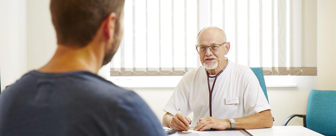 medizinisches behandlungskonzept