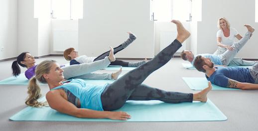 Yoga | Spannungen lösen und Ruhe fühlen.