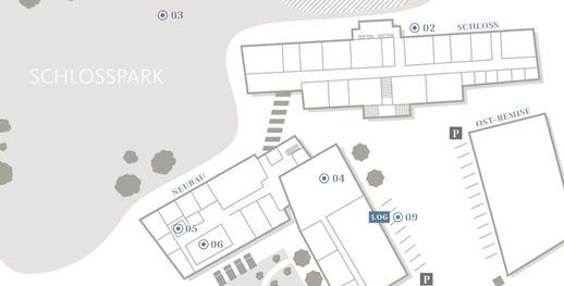 Lageplan | Schlossparkklinik Dirmstein