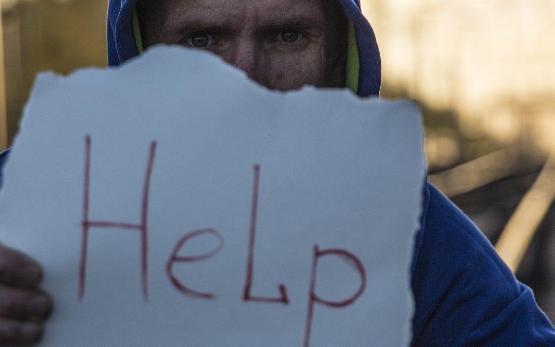 Problematik: Hilfe annehmen bei psychischen Erkrankungen